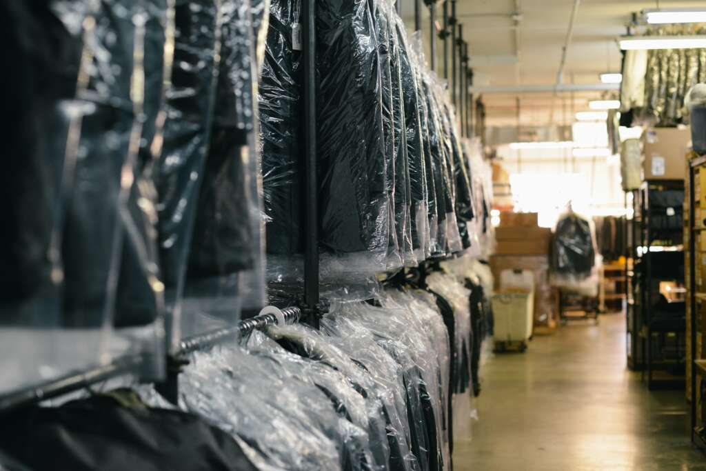 Suits Dry cleaning